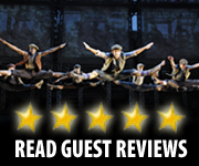 Disney's NEWSIES Guest Reviews